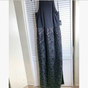 Beautiful Black Sequin Gown